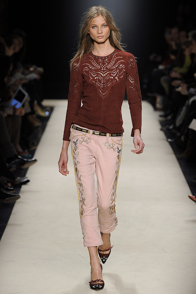 2012 A/W Paris Fashion Week: Isabel Marant
