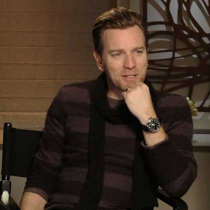 Ewan McGregor Interview on Salmon Fishing in the Yemen