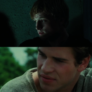 Liam Hemsworth and Josh Hutcherson Hunger Games Video