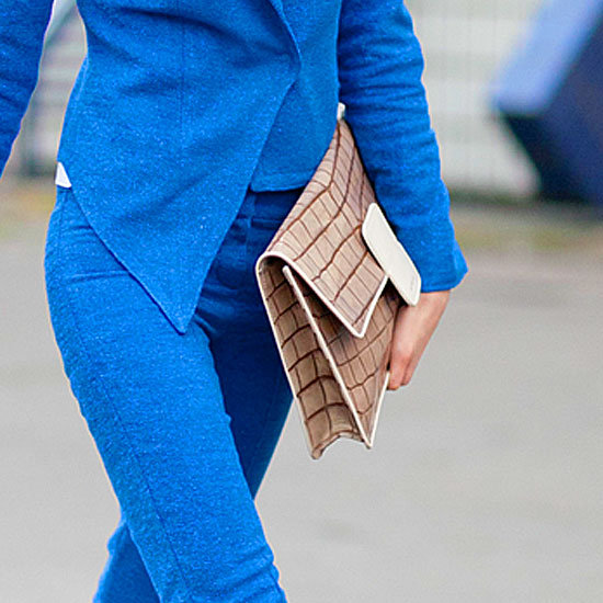 So Clutch: PFW's Handbag of Choice