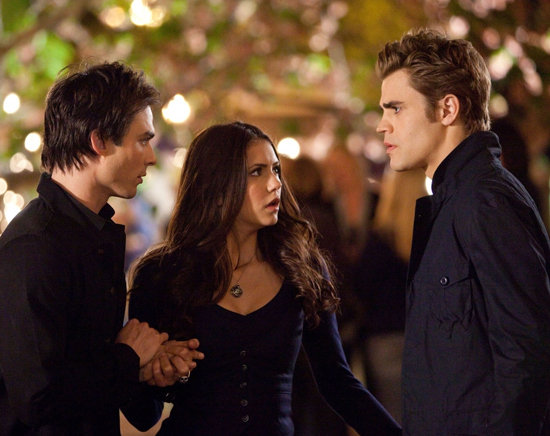 The Vampire Diaries: Stefan or Damon?
