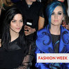 Front Row Celebrities at Paris Fashion Week