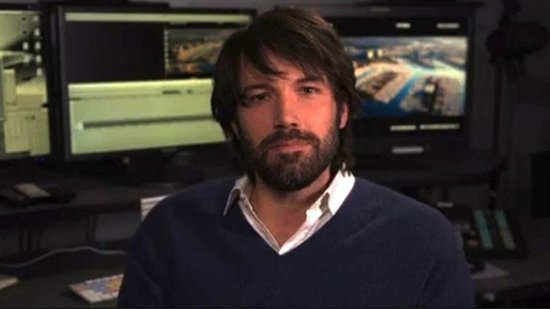Video: Ben Affleck Jokes About His Bee Gees Hairstyle