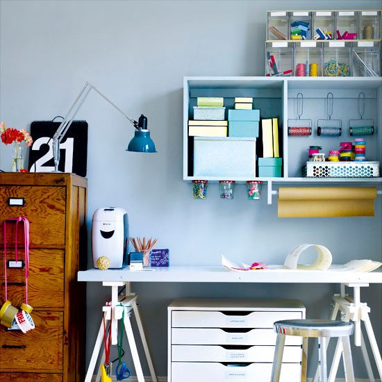 Use a Variety of Organizers