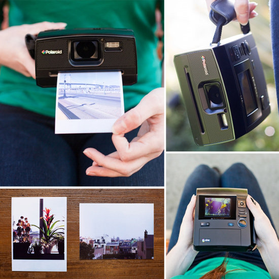 Bring Back Instant Photography With the Polaroid Z340