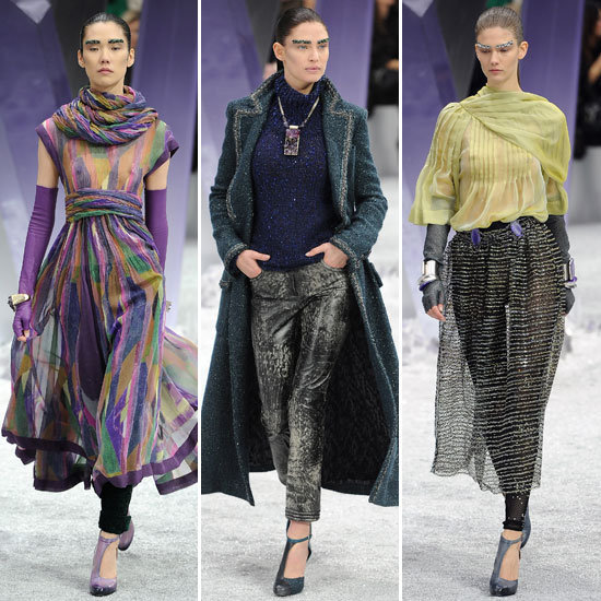 Chanel Runway Fall 2012
