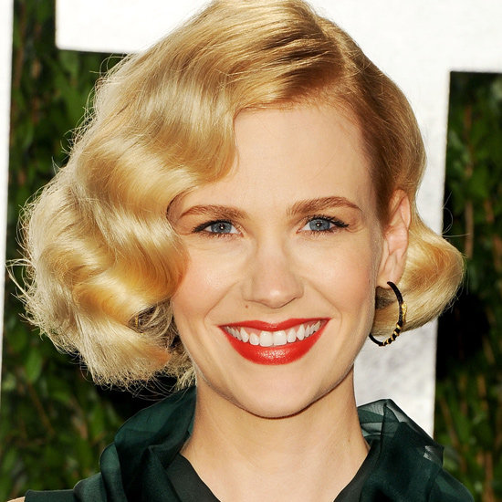 Does January Jones Have the Best Cheeks in Hollywood?