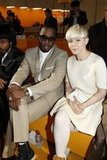 Diddy and Robyn went to Kenzo.