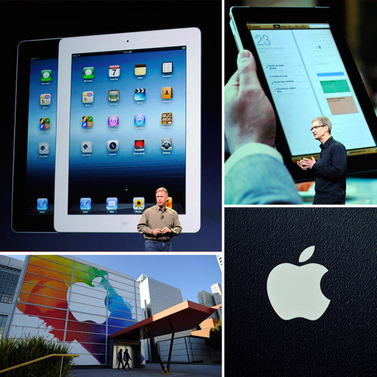 A Closer Look: iPad Announcement Event Pictures!