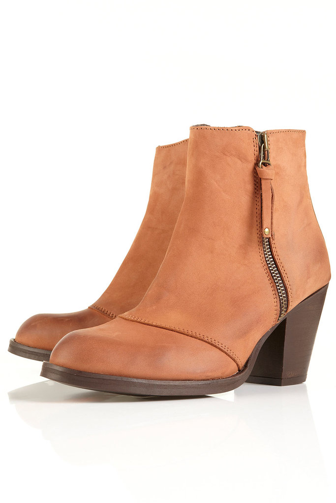 Topshop Ambush Side Zip Ankle Boots ($150)