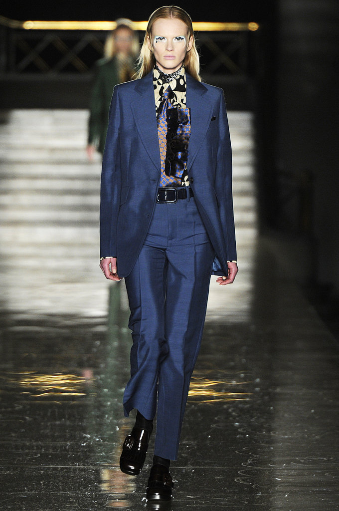 2012 A/W Paris Fashion Week: Miu Miu