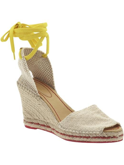 See by Chloe Open Toe Espadrille ($245)