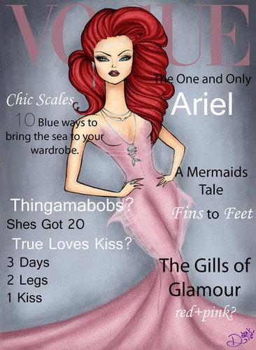 Vogue Ariel