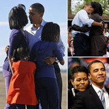 Flashback: Obama PDA on the 2008 Campaign Trail