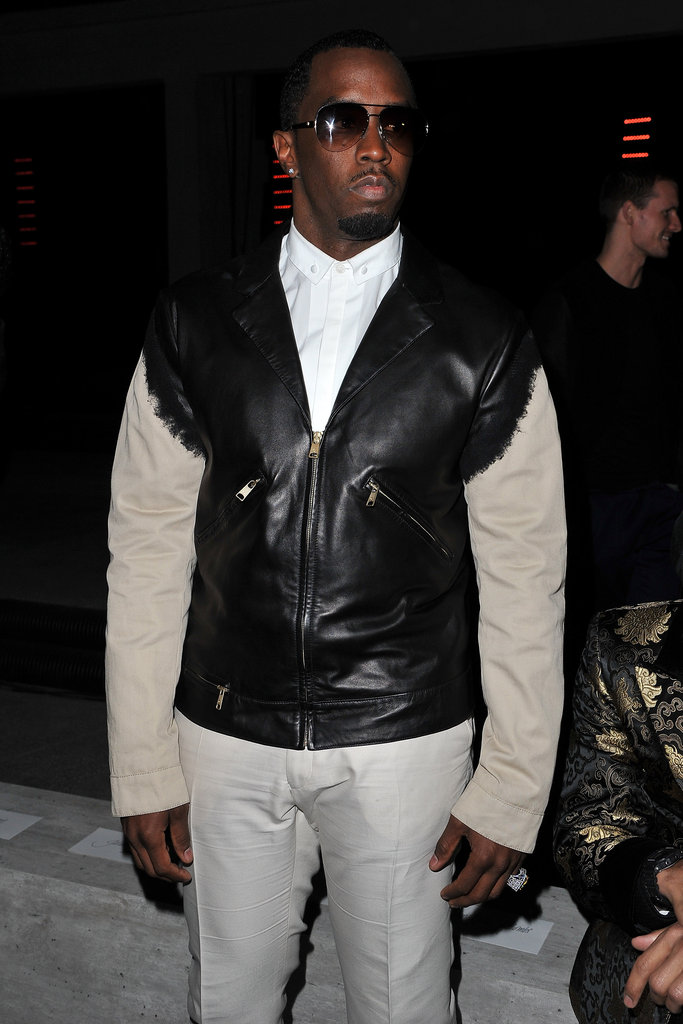 Diddy at Kanye West