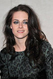 Kristen Stewart Legs It to the Louis Vuitton Exhibit in Paris