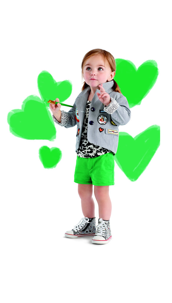 Start Shopping the Diane von Furstenberg For GapKids Collection Now!