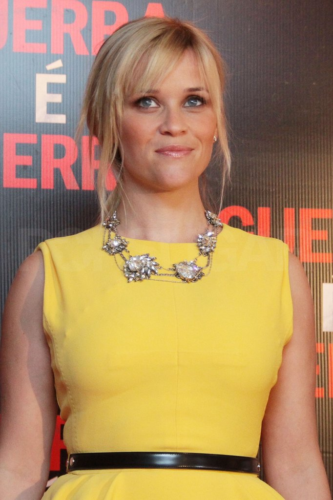 Reese Witherspoon at a screening of This Means War.