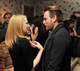 Emily Blunt and Ewan McGregor Let Loose to Celebrate Their NYC Screening