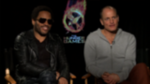 Woody Harrelson and Lenny Kravitz Reveal the Surprising Keys to Creating and Costuming Their Hunger Games Characters