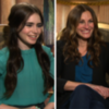 Lily Collins and Julia Roberts Mirror Mirror Video Interview