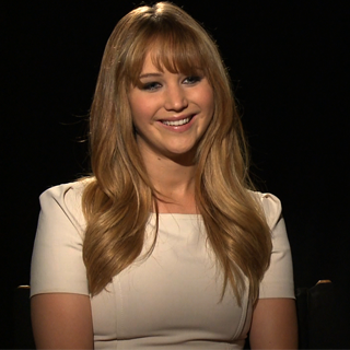 Jennifer Lawrence The Hunger Games Interview (Video)