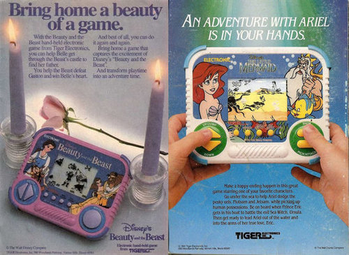 Disney Handheld Games
