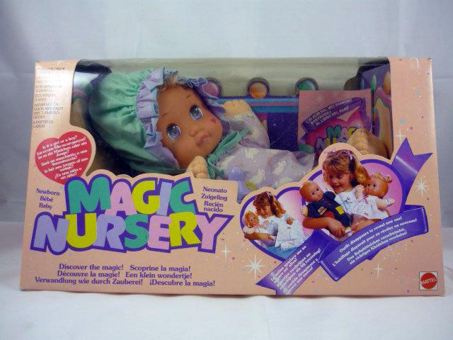 Magic Nursery Dolls