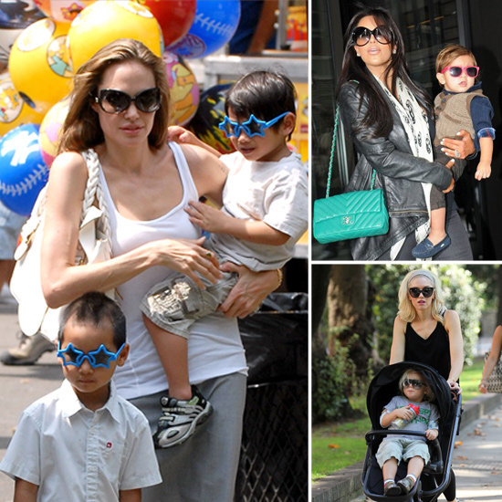 Celebrity Kids in Sunglasses Are Ready For Spring!