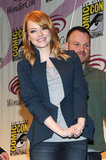 Emma Stone at WonderCon.