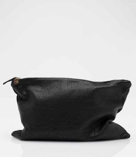 Clare Vivier Laptop Foldover Pebble ($180)