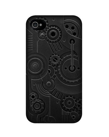 Switcheasy Avant-Garde Clockwork iPhone 4/4S series ($35).