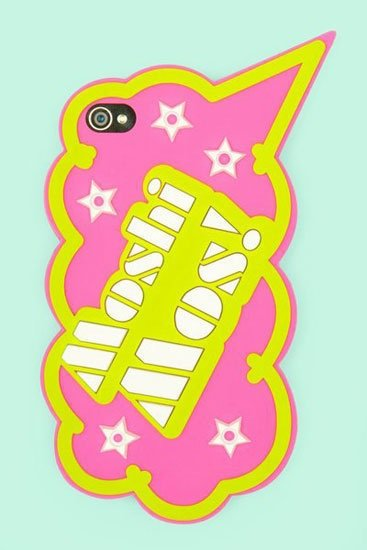 Speech bubble case ($45)