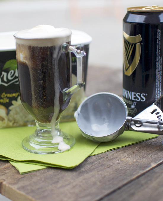 St. Patrick's Day Guinness Milkshake 2-Ingredient Recipe | POPSUGAR ...