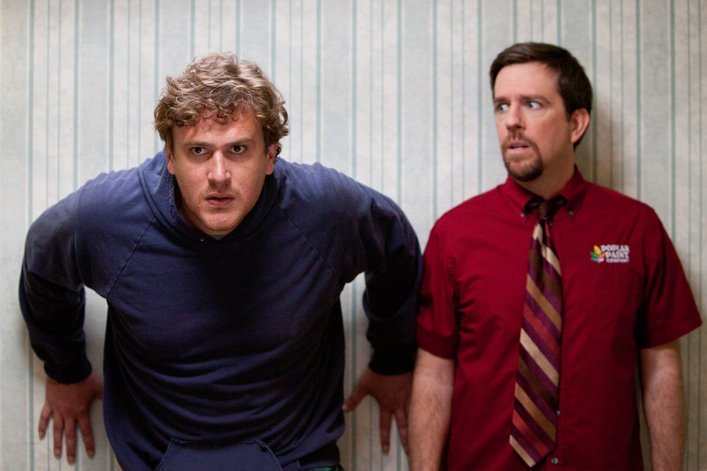 Jason Segel and Ed Helms in Jeff, Who Lives at Home. Photo courtesy of Paramount Pictures