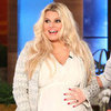 Jessica Simpson Pregnant Video Talking Baby Names With Ellen DeGeneres