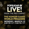 The Hunger Games Premiere Live Red Carpet Stream