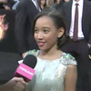 Rue The Hunger Games Amandla Stenberg Interview Video