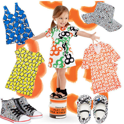 Diane von Furstenberg For GapKids Collection Pictures