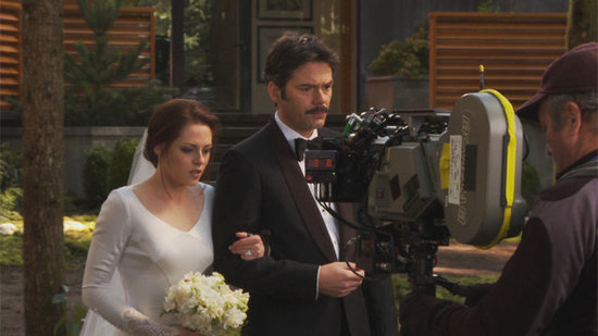 Exclusive Video: Go Behind the Scenes of the Breaking Dawn Wedding
