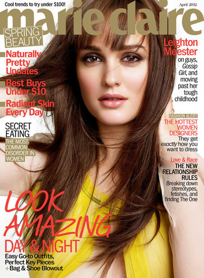 "Leighton Meester Reflects on Her ""Crazy"" but ""Happy"" Childhood in Marie Claire"