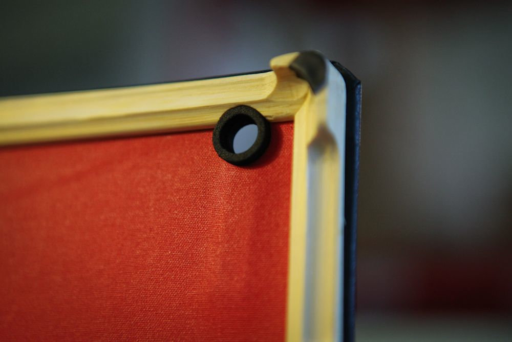 Love to snap pictures with your iPad? Each DODOcase now includes a camera hole option ($5) for in-case photography.