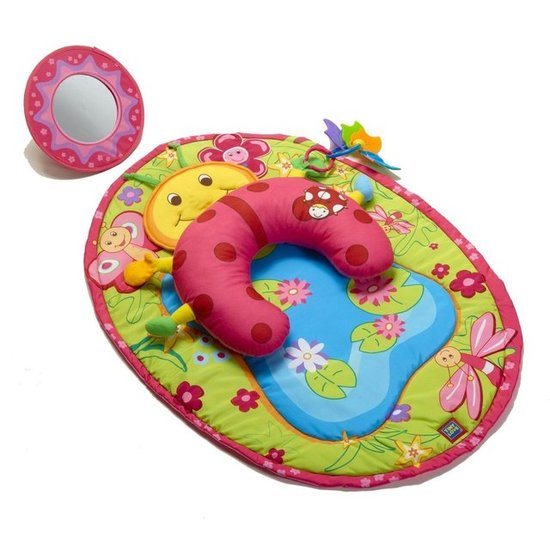 Tiny Love Tummy-Time Fun Pillow & Mat ($30)