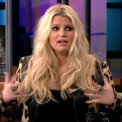 Jessica Simpson Talks Pregnancy on The Tonight Show