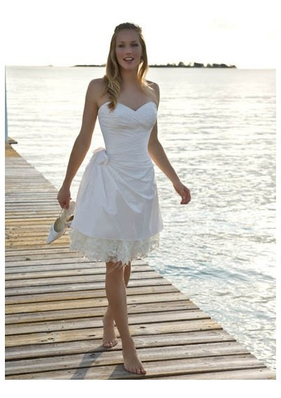 Beach Wedding Dresses You will probably give up your idea of being a Disney