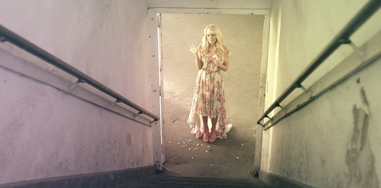 "Carrie Underwood ""Good Girl"" Video"