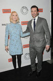 January Jones and Jon Hamm.