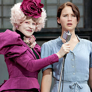 Elizabeth Banks on Her Hunger Games Costumes