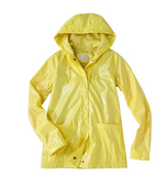 Keep Spring's wet weather at bay in this sleek hooded raincoat.  Target Hooded Raincoat ($30)