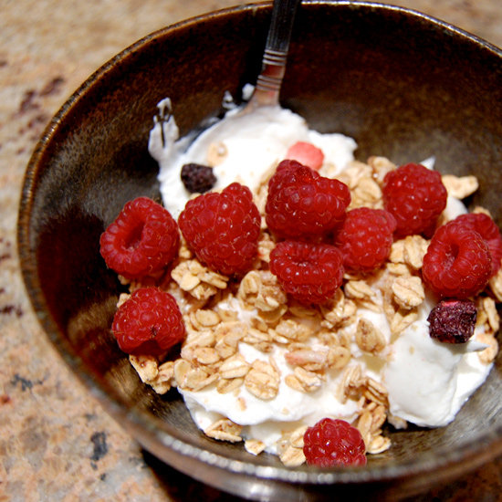 Afternoon Snack: Quinoa in Your Greek Yogurt?